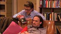 Pablo Iglesias, Monedero y Errejón pelean en un nuevo capítulo de 'The Tic Tac Theory'