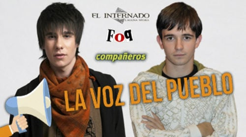 La Voz del Pueblo con Javier Calvo y Daniel Retuerta sobre series juveniles: ¿'El Internado', 'Física o Química' o 'Compañeros'?