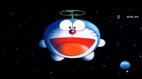 Cabecera de 'Doraemon, el gato cósmico'