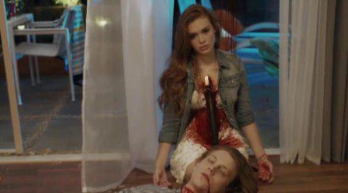 MTV promociona 'Scream' asesinando a los protagonistas de sus series