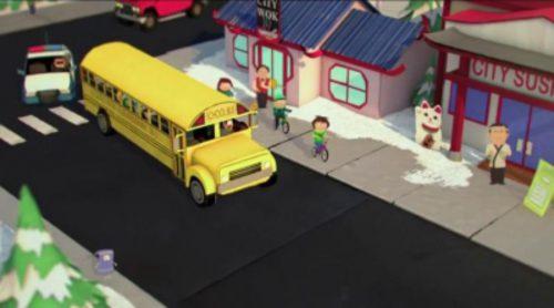 South Park versiona en su cabecera al estilo 'Juego de Tronos'