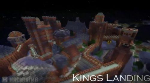 WesterosCraft, la cabecera de 'Juego de Tronos' basada en el videojuego