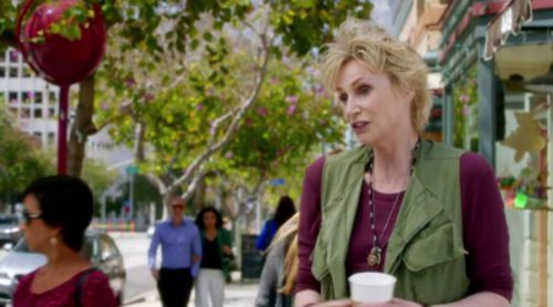 Tráiler de 'Angel From Hell', nueva serie de CBS con Jane Lynch