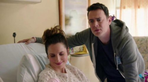 Tráiler de 'Life in Pieces', nueva serie de CBS con Colin Hanks