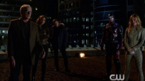 Tráiler de 'Legends of Tomorrow', la nueva serie de superhéroes de The CW