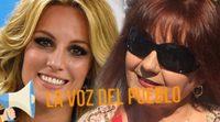 """La Voz del Pueblo con Amalia Valero: ¿Edurne triunfará o fracasará en Eurovisión 2015? ¿""""Amanecer"""" es una buena canción?"""
