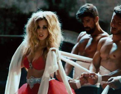 """Natalia deja a un lado las """"princesas de cuento"""" en su nuevo videoclip """"Solo tú"""": flamenco, esclavos, y bailes sensuales"""