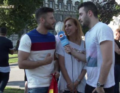 "Miryam Benedited: ""Si yo hago la coreografía de Loreen en España para Eurovisión, me critican a morir"""