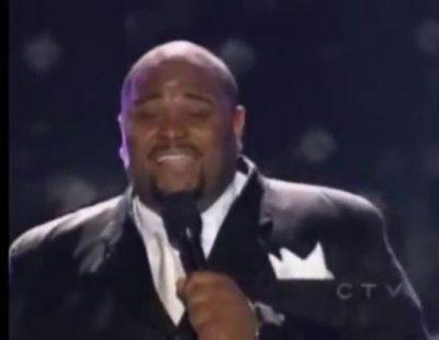 Última actuación de Ruben Studdard en 'American Idol'