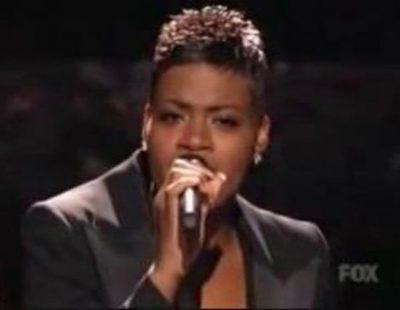 Última actuación de Fantasia Barrino en 'American Idol'