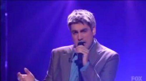Última actuación de Taylor Hicks en 'American Idol'