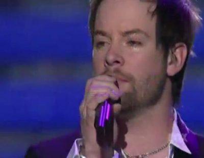 Última actuación de David Cook en 'American Idol'