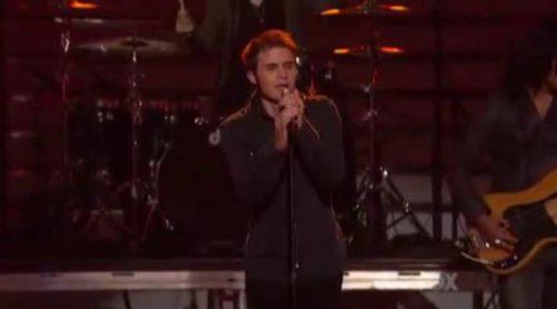 Última actuación de Kris Allen en 'American Idol'