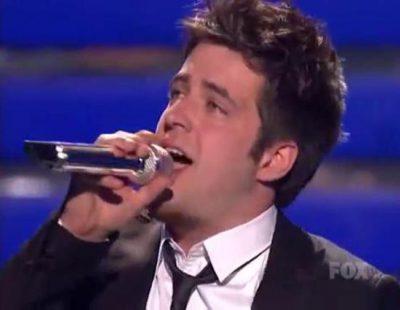Última actuación de Lee DeWyze en 'American Idol'
