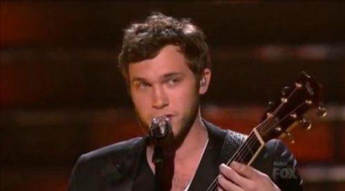 Última actuación de Phillip Phillips en 'American Idol'
