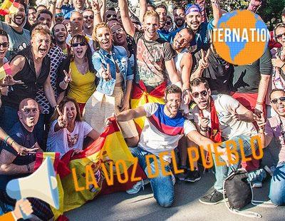 La Voz del Pueblo con eurofans sobre la filtración del ensayo de Edurne en Eurovisión: las canciones favoritas y las odiadas