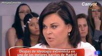 """Teresa Bueyes en 'Amigas y conocidas': """"Alguna cosa buena tendría el nazismo"""""""
