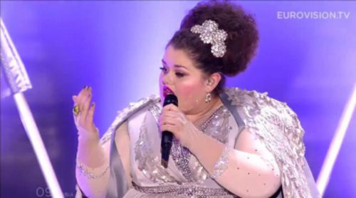 Eurovisión 2015: Actuación de Serbia, Bojana Stamenov - Beauty Never Lies