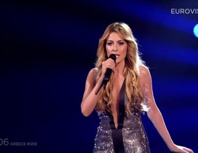 Eurovisión 2015: Actuación de Grecia, Maria Elena Kyriakou - One Last Breath
