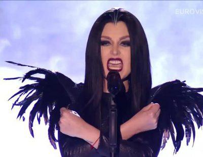 Eurovisión 2015: Actuación de Georgia, Nina Sublatti - Warrior