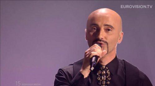 Eurovisión 2015: Actuación de Rumanía, Voltaj - De La Capat / All Over Again
