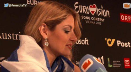 "Maria Elena Kyriakou: ""Pese a la crisis, Grecia hará el Festival de Eurovisión si gano"""
