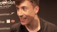 """Loïc Nottet: """"'La Voz' de Bélgica fue como un entrenamiento para Eurovisión 2015"""""""