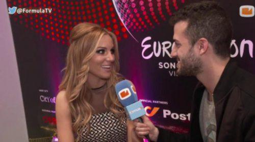 "Edurne: ""Hubiera preferido que Mariló Montero me preguntase por mi participación en Eurovisión"""
