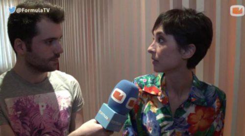 """Julia Varela: """"David De Gea es un personaje público. Mariló estaba en el derecho de preguntar y Edurne de no responder"""""""