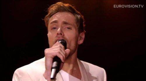 Eurovisión 2015: Actuación de Noruega, Morland & Debrah Scarlett - A Monster Like Me