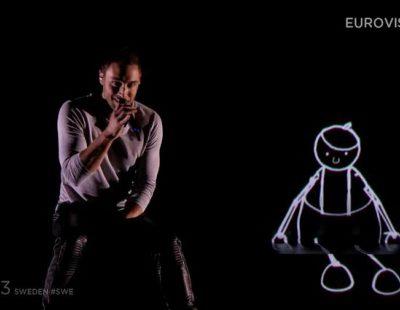 Eurovisión 2015: Actuación de Suecia, Måns Zelmerlöw - Heroes