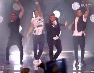 Eurovisión 2015: Actuación de Israel, Nadav Guedj - Golden Boy