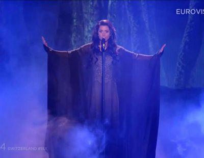 Eurovisión 2015: Actuación de Suiza, Mélanie René - Time To Shine