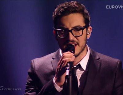 Eurovisión 2015: Actuación de Chipre, John Karayiannis - One Thing I Should Have Done