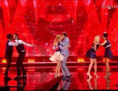 Eurovisión 2015: Actuación de Lituania, Monika Linkyte and Vaidas Baumila - This Time