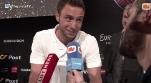 """Mans Zelmerlöw (Suecia en Eurovisión): """"No soy homófobo y nunca lo he sido"""""""