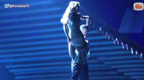 "Ensayo final multicámara de Edurne en Eurovisión 2015 con ""Amanecer"""