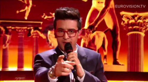Eurovisión 2015: Actuación de Italia, Il Volo - Grande Amore