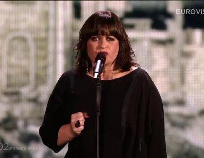 Eurovisión 2015: Actuación de Francia, Lisa Angell - N'oubliez Pas