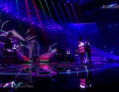 Eurovisión 2015: Actuación de Reino Unido, Electro Velvet - Still In Love With You