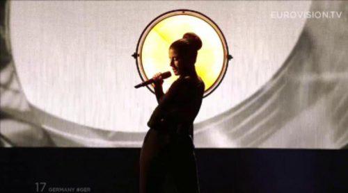 Eurovisión 2015: Actuación de Alemania, Ann Sophie - Black Smoke
