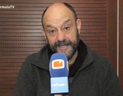 """Javier Cansado: """"'Cómicos' no es un programa de humor, es una serie documental"""""""
