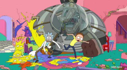 Los Simpson mueren aplastados durante el último gag del sofa de la temporada 26