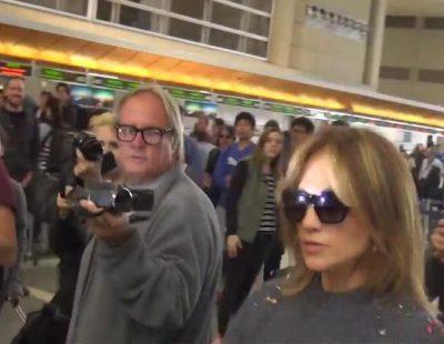 Jennifer López víctima de una broma en el aeropuerto de Los Ángeles