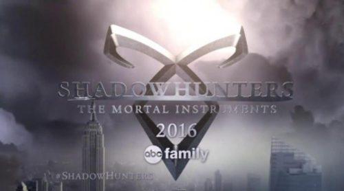 ABC Family el primer tráiler de la serie 'Cazadores de sombras'