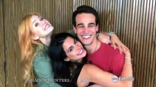 ABC Family lanza el segundo teaser de la serie 'Cazadores de sombras'