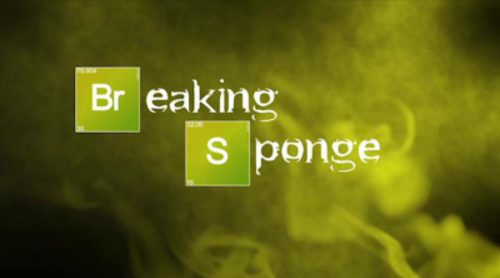'Breaking Sponge': El mashup de 'Breaking Bad' y 'Bob Esponja'