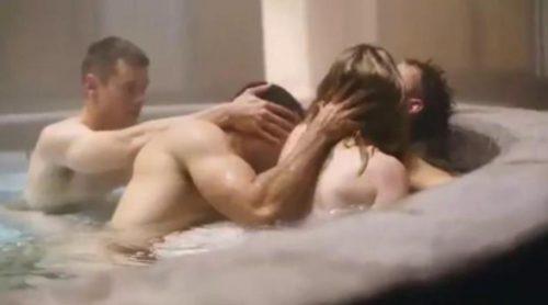 La orgía gay de Miguel Ángel Silvestre en 'Sense8'