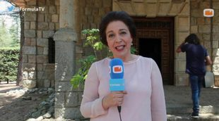 """María Bouzas ('Puente Viejo'): """"Francisca y Raimundo van a tener mucha lucha por sobrevivir"""""""