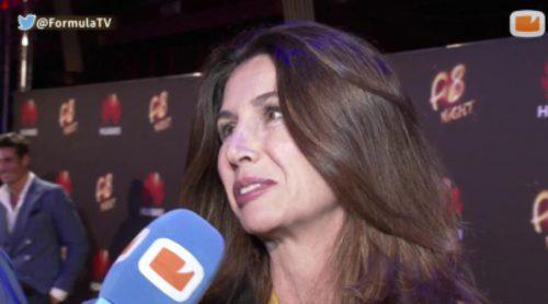 """Ana García-Siñeriz: """"Me da pena el cambio de Canal+ porque siempre ha sido mi casa"""""""